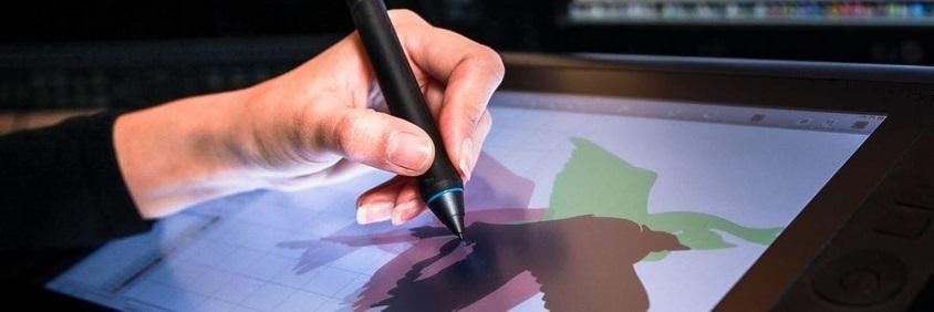 Création d'un logo à la main