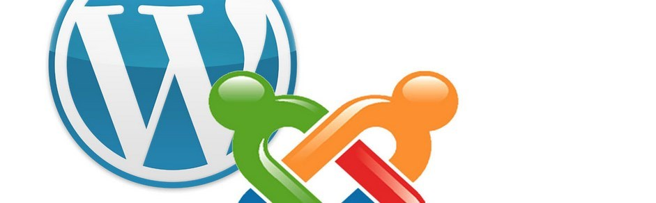Illustration des CMS Joomla & WordPress