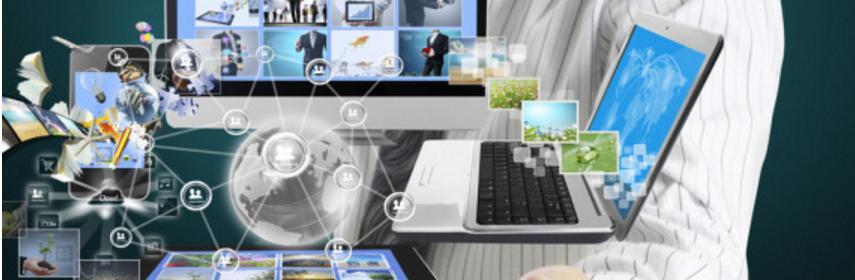 Les réseaux internet sont très avantageux pour les petits artisans et commerçants.