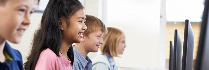 Des élèves connectés sur leur ENT