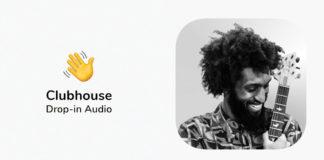 Clubhouse réseau social