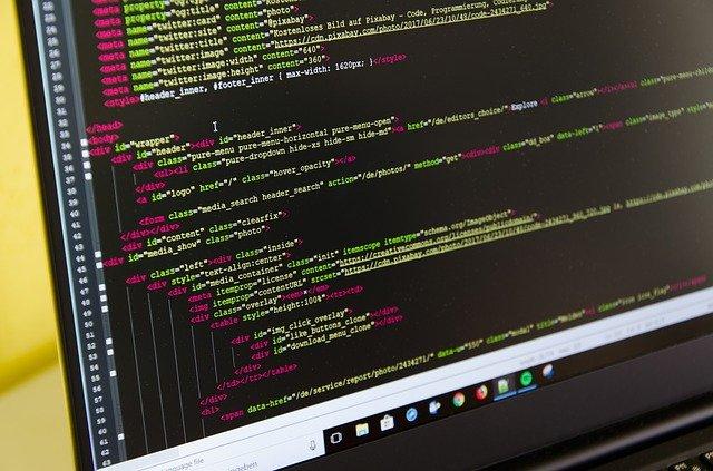 Code site Internet