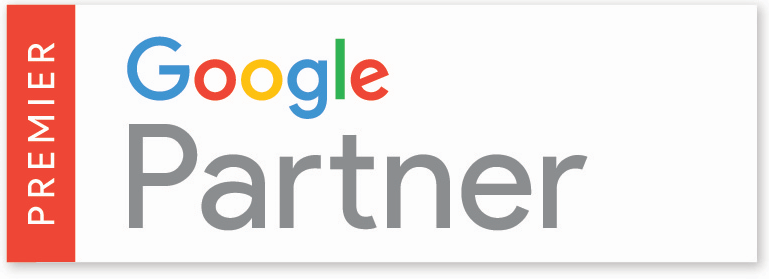 Logo Google Partner Premier