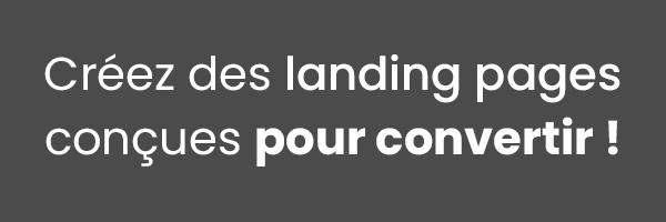 Titre Landing page
